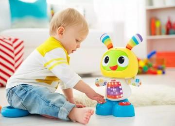 Как выбрать ребенку игрушку по возрасту