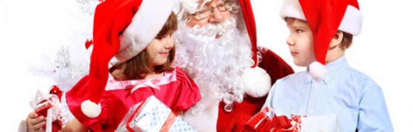 «Мама, а кто такой Дед Мороз?» — открытый пост