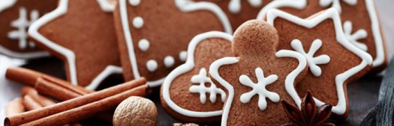 От книжек до коврижек: декабрьский кулинарный обзор