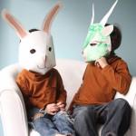 Маскарадные маски для детей