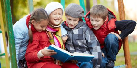 Смешные книги для детей: веселые и поучительные истории