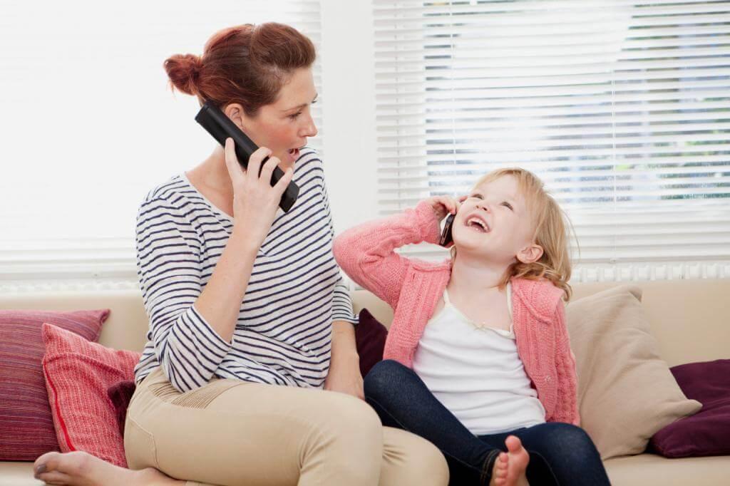 Ребенок спрашивает одно и то же: есть ли причины для паники