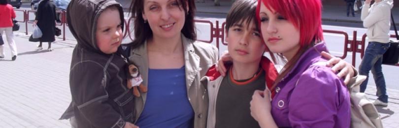 Мама Недели: Юля Fay (блог «То, что дорого мне…»)