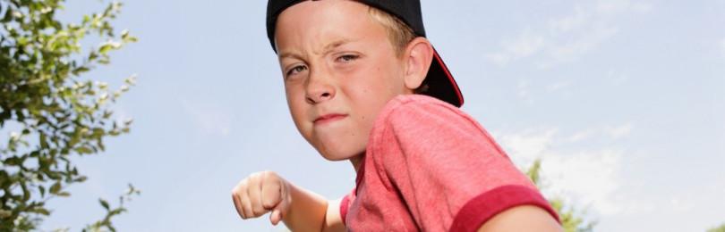 Кто виноват в детской агрессии
