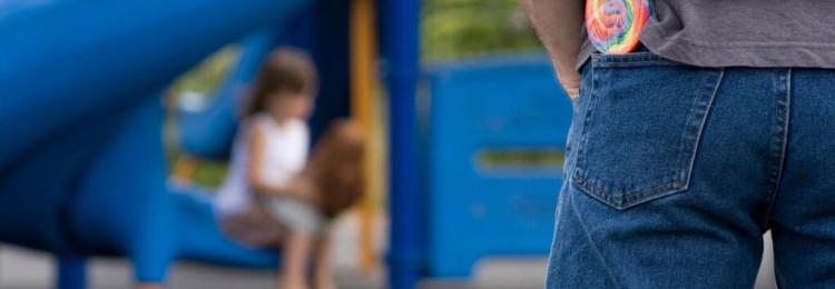 Как уберечь ребенка от действий незнакомца