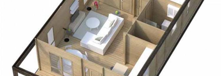 Проекты дачных каркасных домов – особенности и преимущества. Объем кирпичной кладки