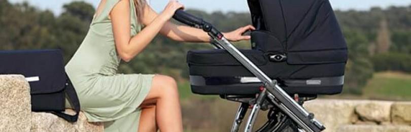 Практичные и удобные детские коляски