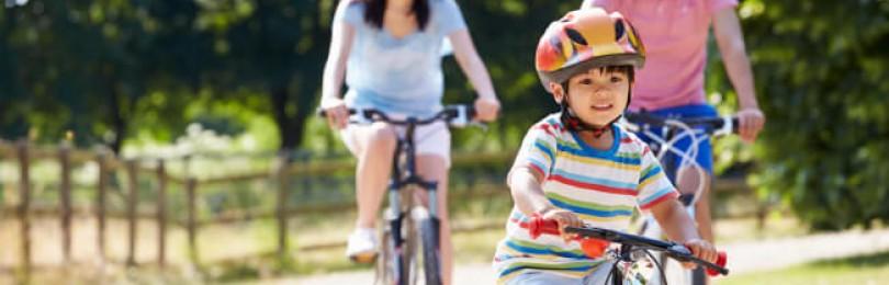 Покупка велосипедов и аксессуаров