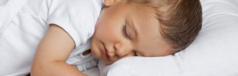 Сон ребенка — превыше всего