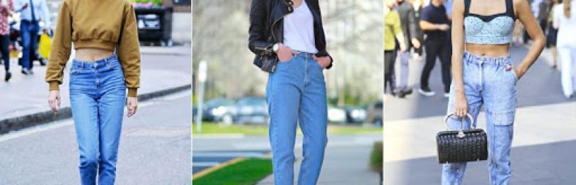 Популярная женская одежда — джинсы американки женские
