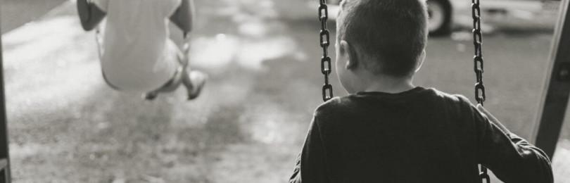 Какие страхи преследуют детей до 7 лет
