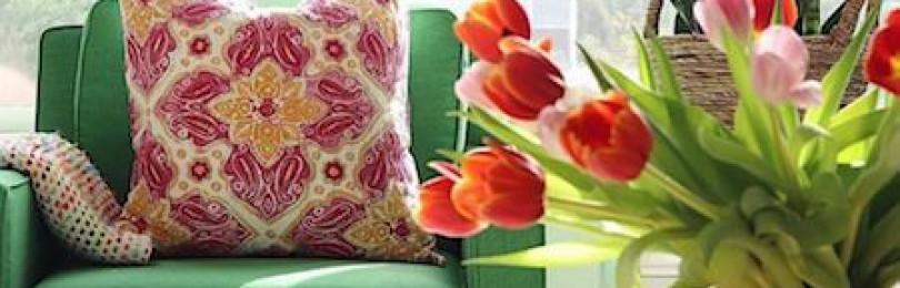 Как украсить свой дом цветами. Самые модные тенденции