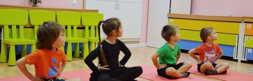 Эко-садик в Ростове — развитие здоровых детей