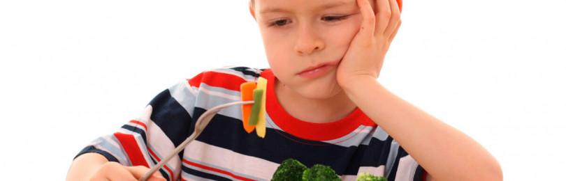 Почему нельзя заставлять ребенка есть