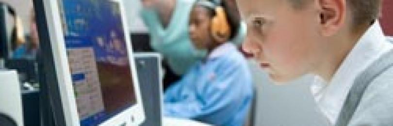 Работу за компьютерами в школе ограничат шк