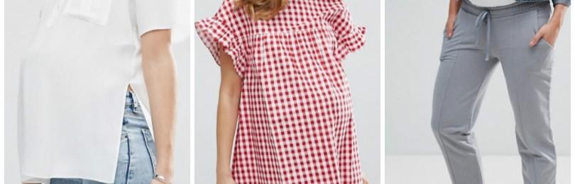 Мода для беременных – будь красивой всегда!