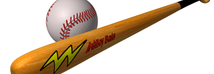Бейсбольные биты с принтами — это оригинальный подарок