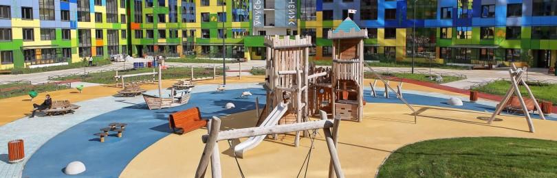 Самые безопасные и высококачественные детские площадки, игровые и спортивные комплексы, уличные тренажеры