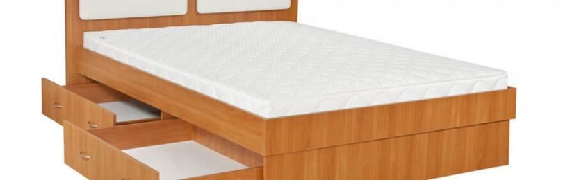 Деревянная кровать – особенности выбора
