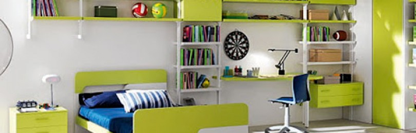 Детская модульная мебель BRW: сочетание эстетики и функциональности