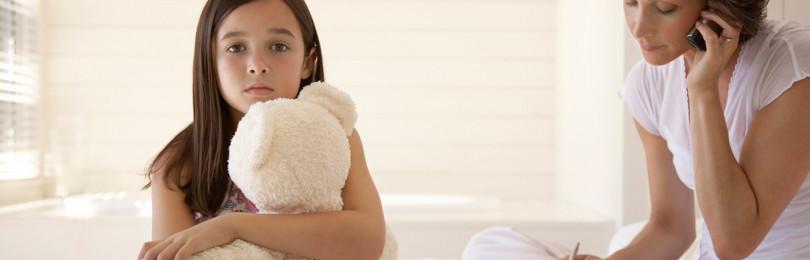 Как понять, что мать не любит свою дочь