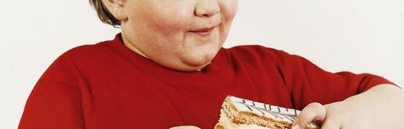 Опасности детского ожирения