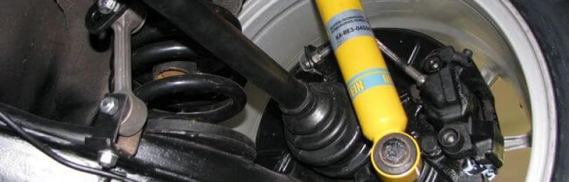 Диагностика и ремонт ходовой и подвески автомобиля в Киеве