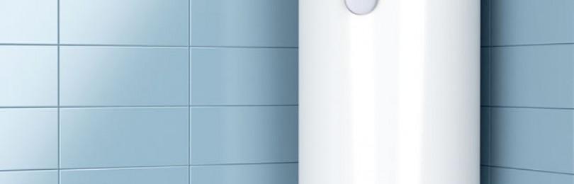 Водонагреватели накопительного типа — идеальный вариант