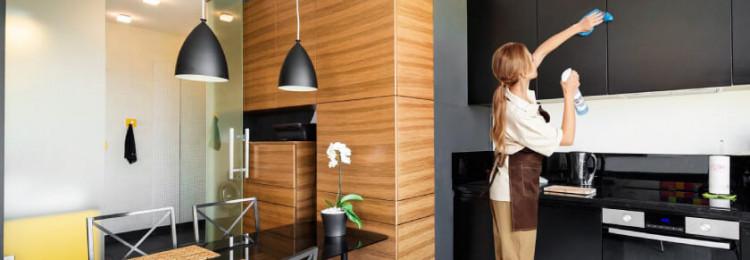 Генеральная уборка квартиры: главные принципы и небольшие хитрости