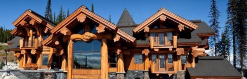 Строительство деревянных домов под ключ в Москве и области