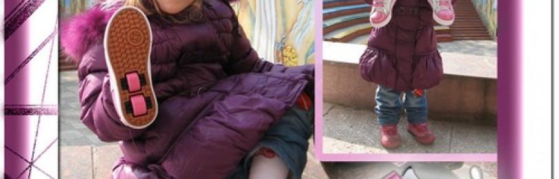 «Проверено мамами»: Тестируем роликовые кроссовки Heelys