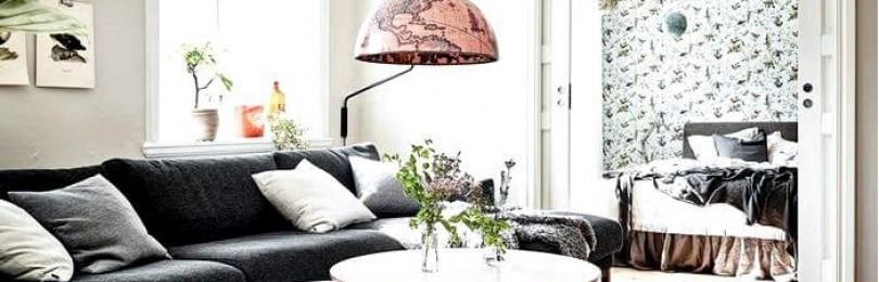 7 Обязательных скандинавских черт для разных комнат
