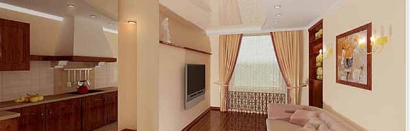 Перепланировка квартир в Москве и области