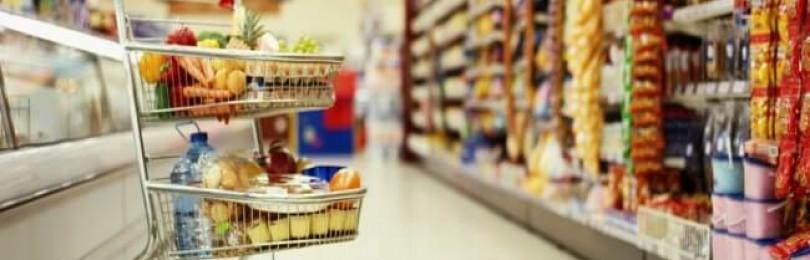 Покупка товаров в магазине