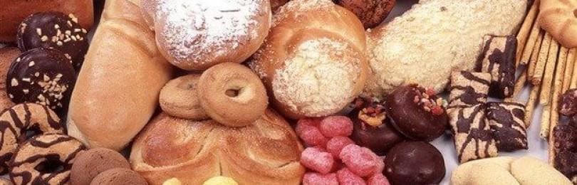 Сладости и печенья от магазина «Rakhat» в Казахстане
