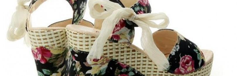 Женские босоножки, балетки и прочая обувь