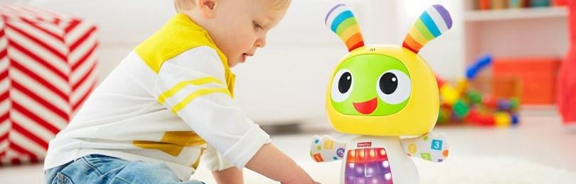 Какие игрушки развивают детей