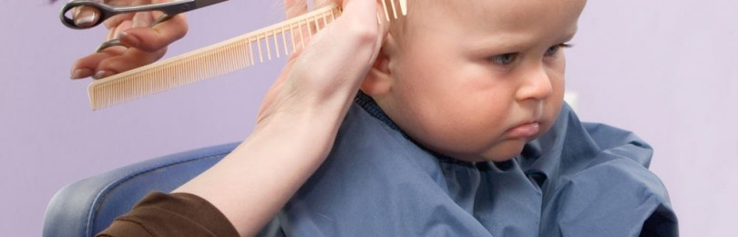 Нужно ли стричь ребенка налысо