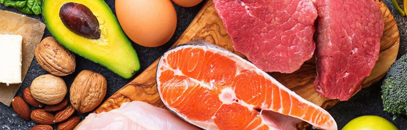 Кето-диета – энергия и отличное здоровье