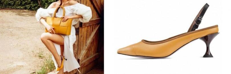 Женская обувь: правила выбора