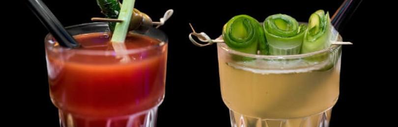 Алкогольные напитки и коктейли для отдыха