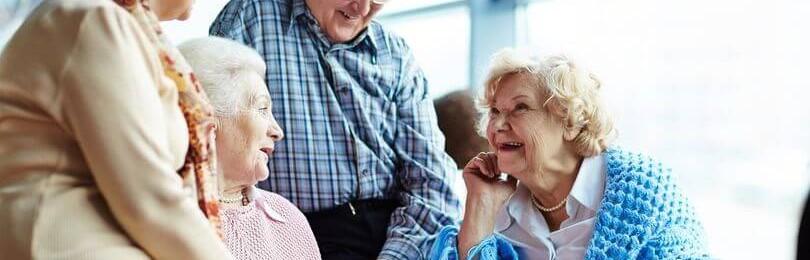 Профессиональный подход при уходе за пожилым человеком: почему украинцы доверяют специалистам частного дома престарелых «Солнечный Парк»?