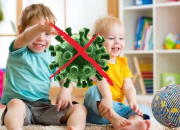 Как подготовить иммунитет ребенка к сезону простуд