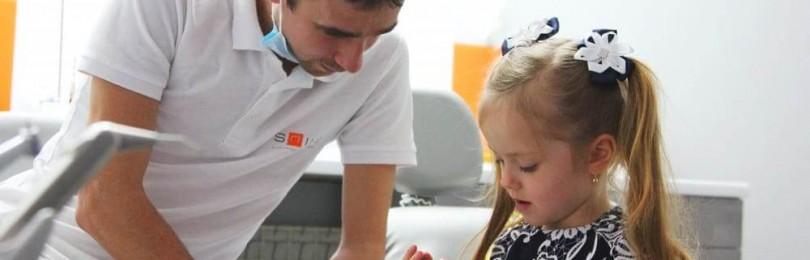 Детская стоматология в Запорожье