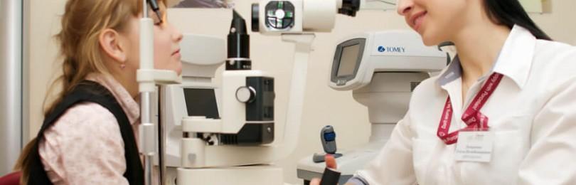 Детская офтальмология — диагностика зрения у детей