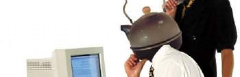 «От чайника чайнику»: Как облегчить блоггерскую долю, или 3 первых шага чайника