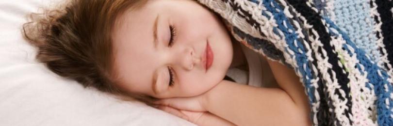 Почему ребенок говорит во сне