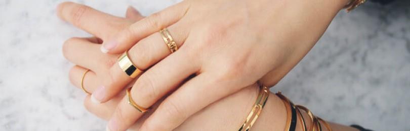 Какие бывают золотые браслеты?