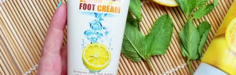 Выбор крема для ног и рук