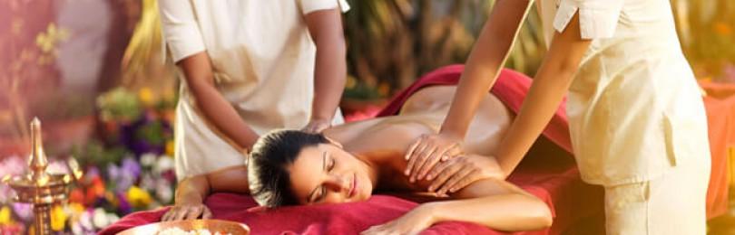 Тайский спа-массаж